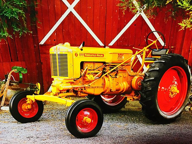 1949 Minneapolis Moline ZAE I Love Tractors ❤️ Old Is Beautiful