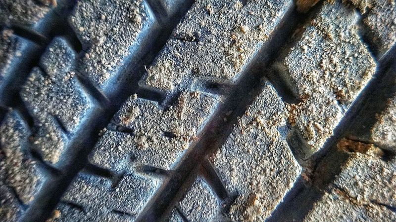 Beauty In Nature EyeEm Best Shots EyeEmNewHere Day Selective Focus Outdoors Close-up Low Angle View Indoors  Indian Architecture Blackandwhite Ghetto Brick Wall Chainlink Fence Rugged Textured  Texture Tyre Black Tyre Black Texture Blue Texture Tyres Cars