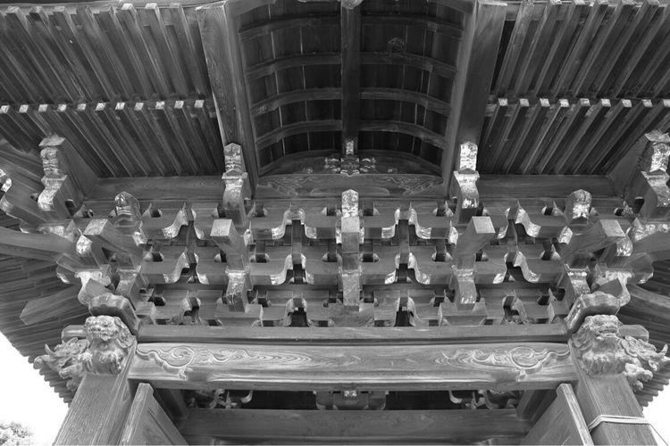 円通寺 岐阜 大垣 おくのほそ道 日本 彫刻 建築 匠 Japan Gifu