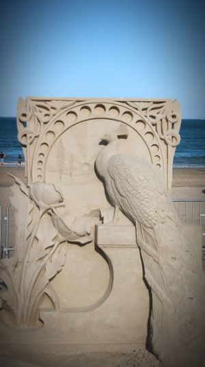 Canonphotography Nature Summerdays☀️ Canon Summer2018 Sandsculpture Summer Festival Revere Art Ocean Ancient Civilization Astrology Sign Sea Beach Sculpture Sand Water History Bas Relief Ancient