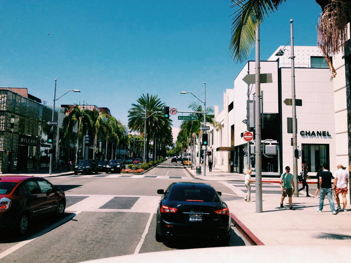 43 Golden Moments Traveling Los Angeles, California City