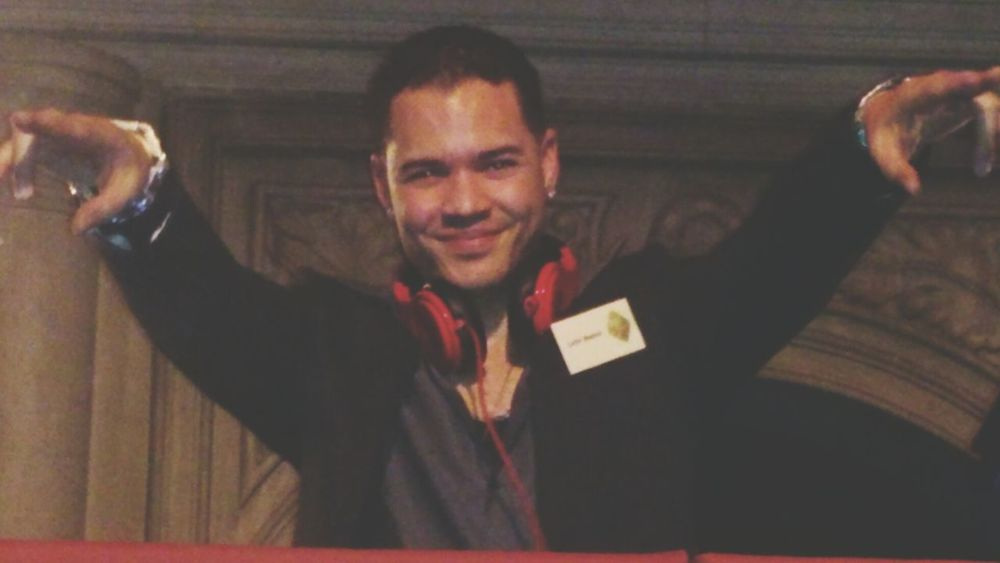 Salsa DJ's DjLatinmaster hollanda