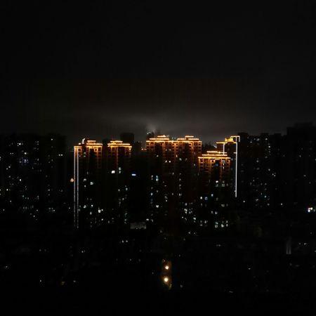 Changsha, Hunan Night Lights