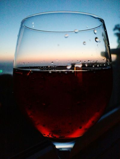 Wine Moments Drink Alcohol Drinking Glass Food And Drink Red Wineglass Close-up Refreshment Wine Indoors  No People Half Full Freshness Aperitif Day Food And Drink Wine Tasting Champgne Sky And Sea Sky Sunset Ocean❤ Wine Not