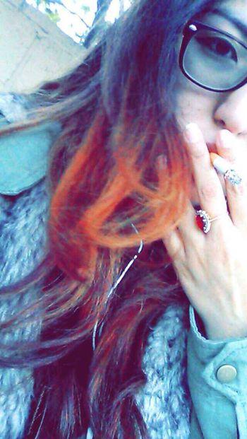 Cigarette daydream 🎶🚬 Fellinggood Relaxing Selfie Canthandleit Badass Feelingsexy