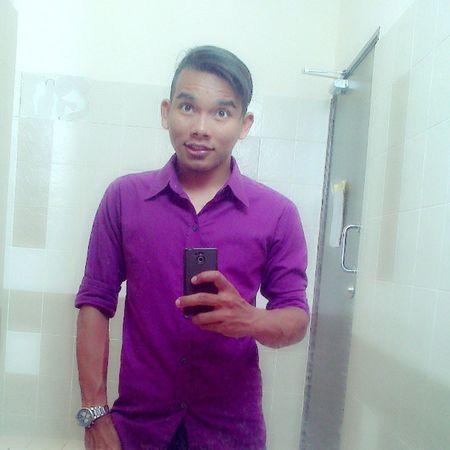 Lupekan raya..focus on my study..:-) Semangat Class Syawal Tuesday happy