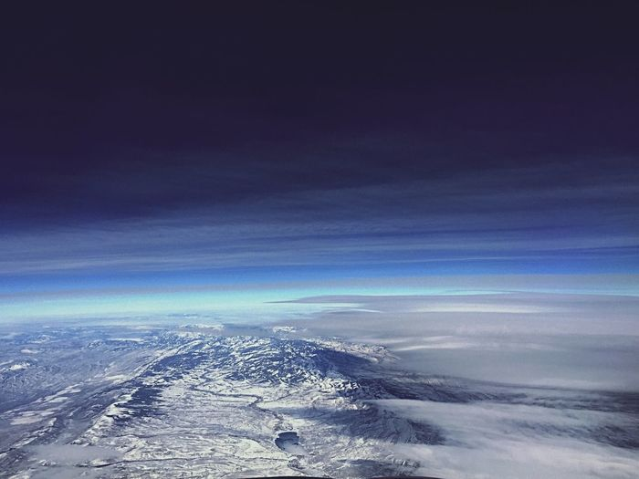 From My Point Of View From An Airplane Window Enjoying The View Micky In Iceland Deepfreeze Aerial Shot