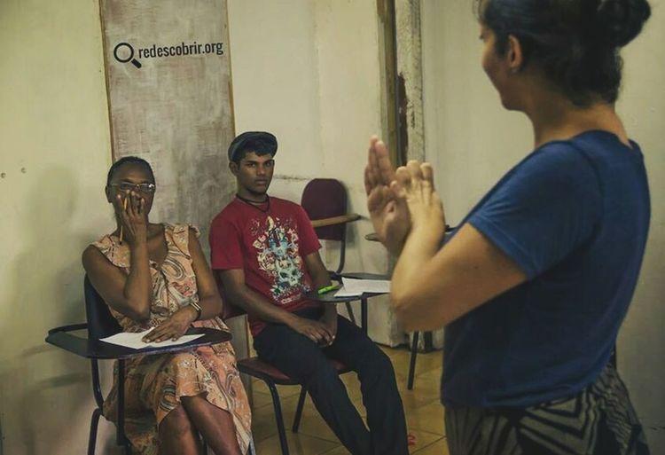 Peace Corps Guyana 2014 Esmicheletravel ASL Deaf Education