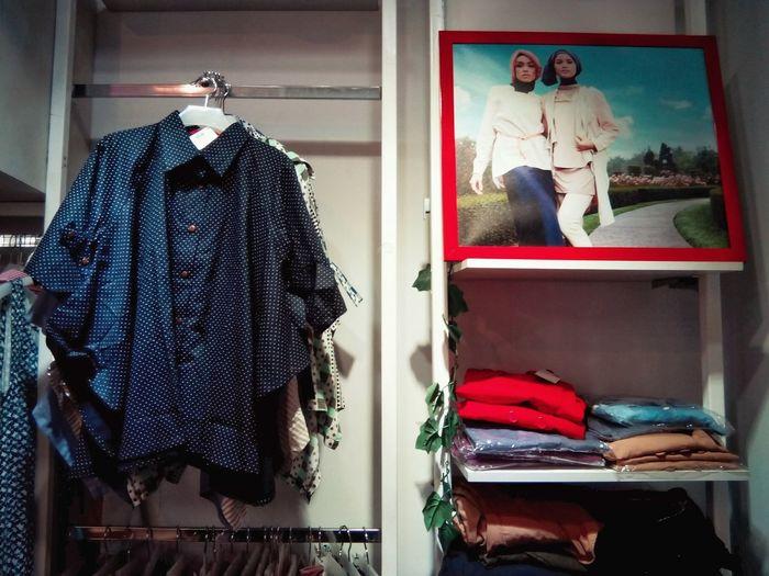 Elzatta Fashion retail store, Mikomall, Bandung, Indonesian. Retail Store New Clothes Clothes Shopping Shopping Mall Productshot Hijabfashion