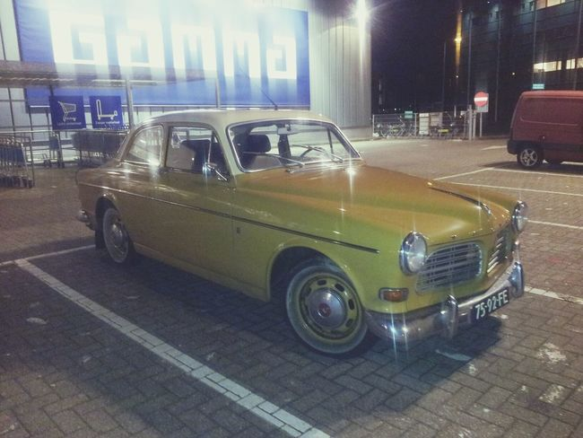 Oldtimer Volvocars Nostalgic  Check This Out