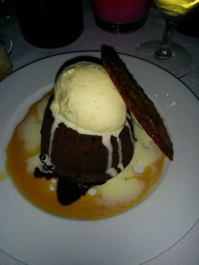 Dessert Moelleux Chocolat