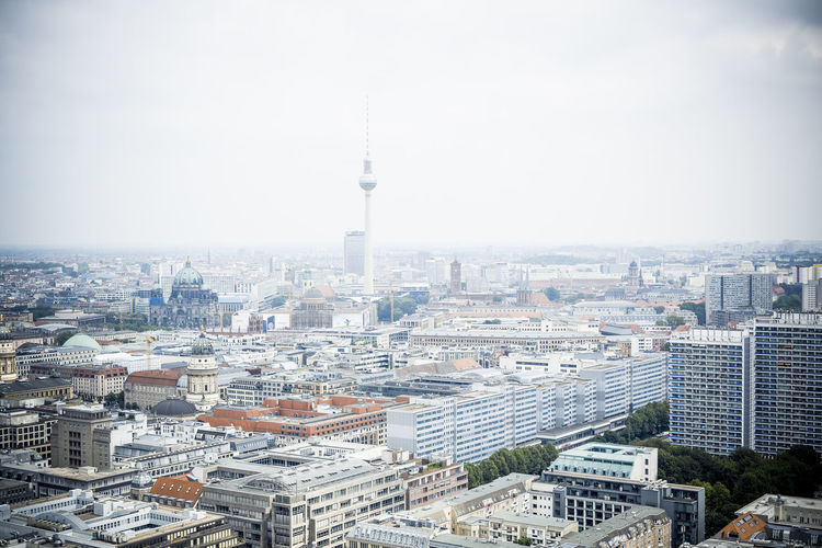 Top View Berlin Capital of Germany Architecture Berlin Berlin Photography Berlin, Germany  City Cityscape Building Exterior Infrastructure Tv Tower Berlin