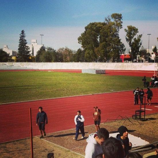 Torneo de atletismo 2do 12 .45 100mts
