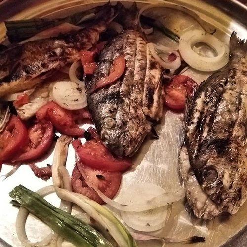 Fish Barbecue Janzour Tripoli Libya وقت شواء_تايم شواء جنزور طرابلس ليبيا حوت
