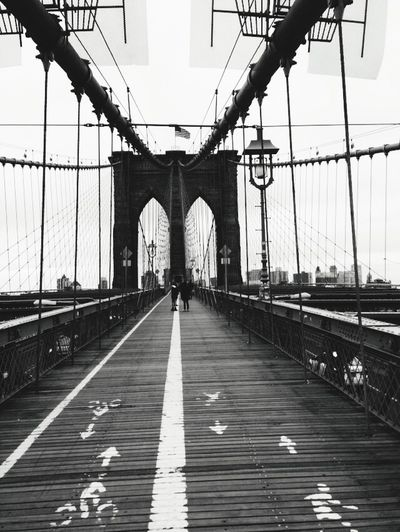 Boston Bridge New New York