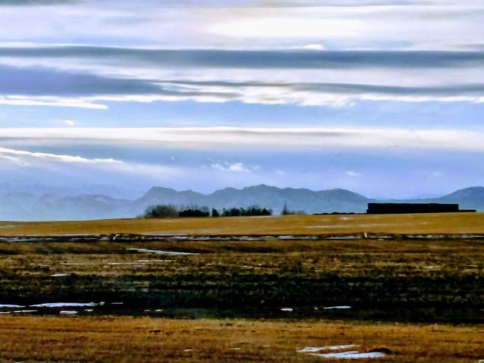 Rurual Scene Landscape Mountain Nature Scenics Cloud - Sky Outdoors Field No People Mountain Range Sky Beauty In Nature Rural Scene