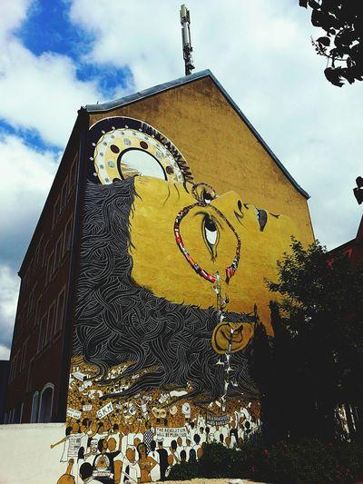 Streetart Augsburg Streetart Art