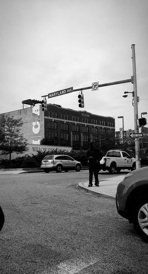 The Street Photographer - 2018 EyeEm Awards City Road Sign Street Art Sky Architecture