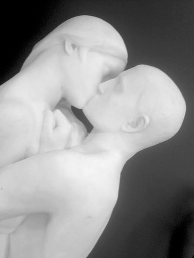 Love Love Blackandwhite Black And White Sculpture Oslo Art
