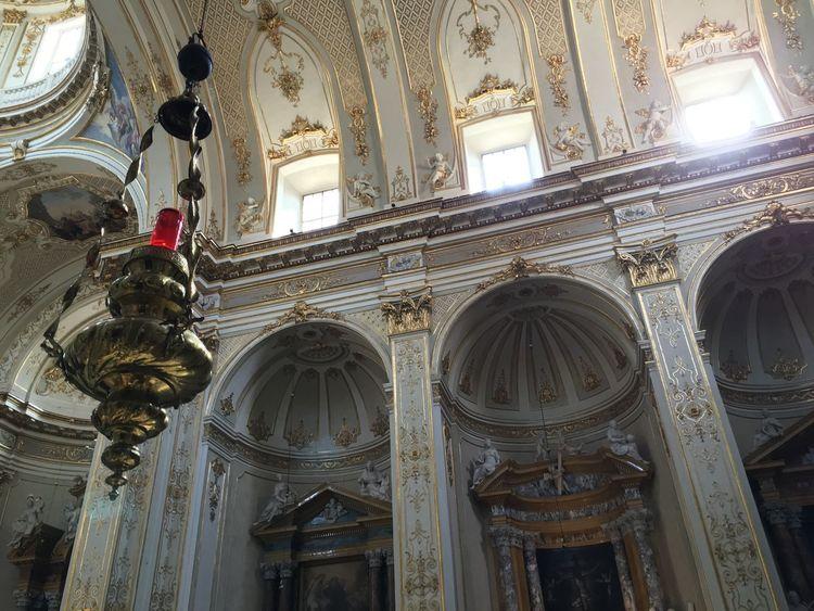 Cattedrale di Sant'Alessandro - Cattedrale Cathedral Bergamo Bergamo, Italia Soffitto Ceiling Ceiling Design Italy Italia