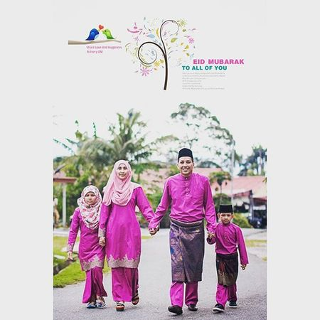 Eidmubarak2015 Raya2015 RayaFamilyPortrait Syawal2015 family familytime portrait malaysia photograph photooftheday outdoor KualaKangsar moment vsco vscocam