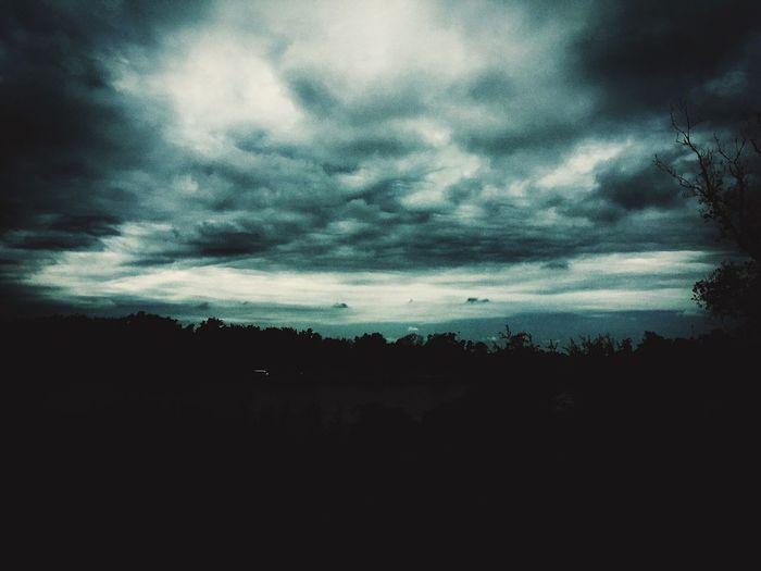 Stormy Weather Bringmethehorizon Mostly Night Callthewild
