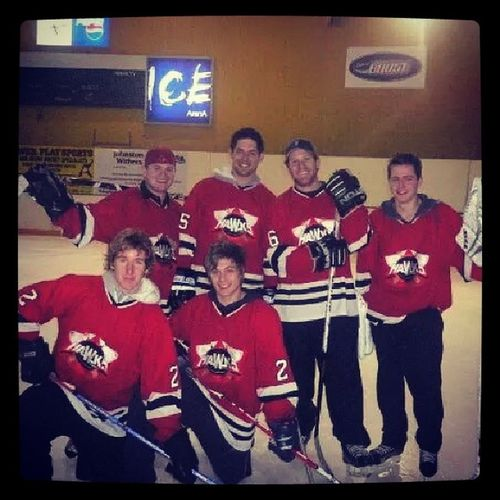 """TBT  Adelaide Avalanche then AdelaideAs imports 2008 Aihl @chasekinch @bougy12 @bobsannemo """"its not Allan it Rocket"""""""