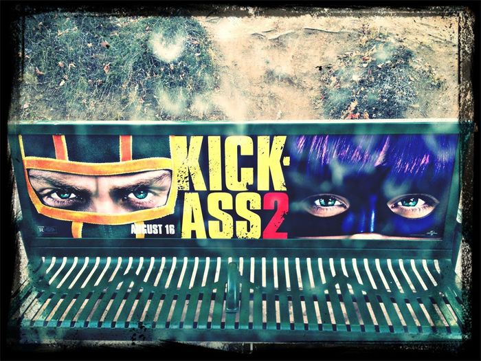 You're Being Watched... Being Watched Kickass Kick-Ass
