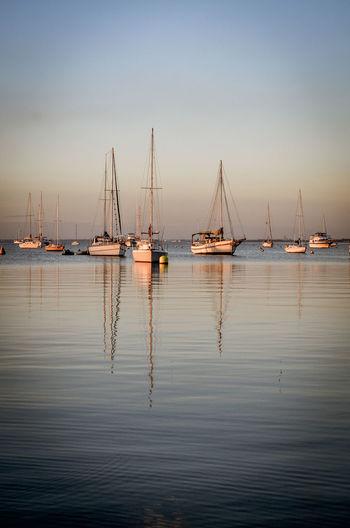 Water Sailboat