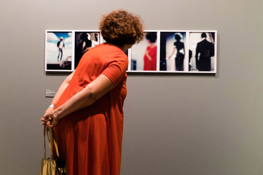 Expo Madrid Red The Week On EyeEm UNPOSED Leica One Person Real People Women