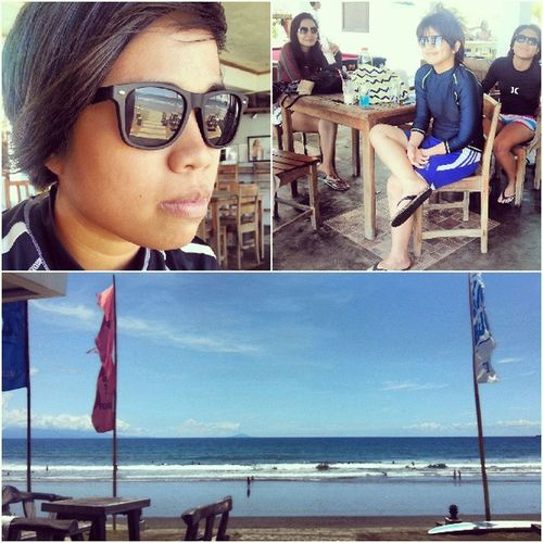 Much needed vacation with Dysfunctionalfamily at Baler Summer GoodTimes
