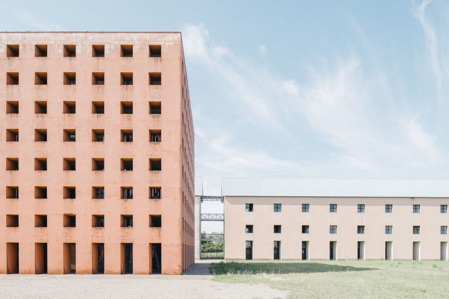 Architecture Cemetery Aldo Rossi Architect The Architect - 2018 EyeEm Awards