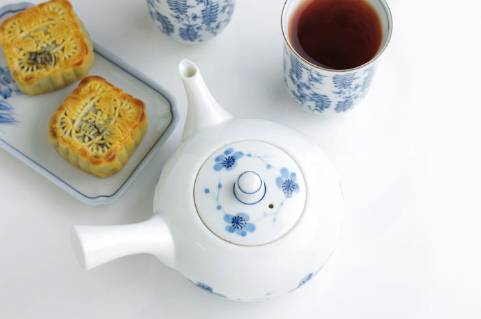 Mooncake and chinese tea set Beverage Chinese Food Coffee - Drink Coffee Cup Cup Dessert Directly Above Drink Food Food And Drink Freshness Healthy Eating High Angle View Indoors  Indulgence Mooncake Non-alcoholic Beverage Oolong Tea Plate Porcelain  Ready-to-eat Refreshment Serving Size Still Life Tea Set
