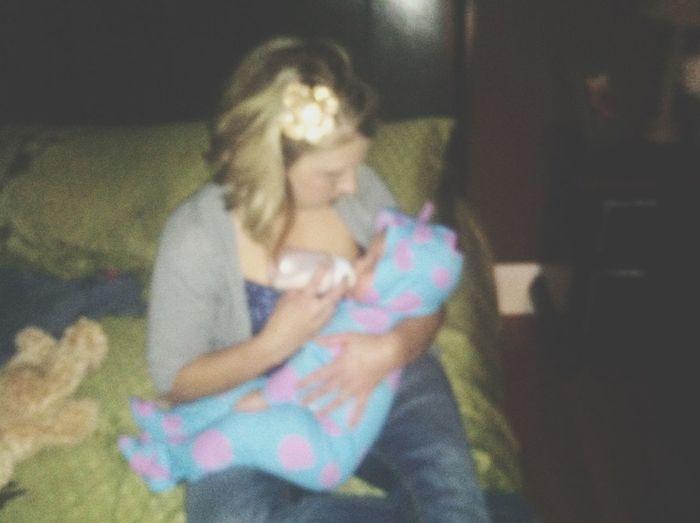 Presley Jade in her new Monsters jammies!!!! Sulley Monster Pajamas Monsters INC Little Monsters
