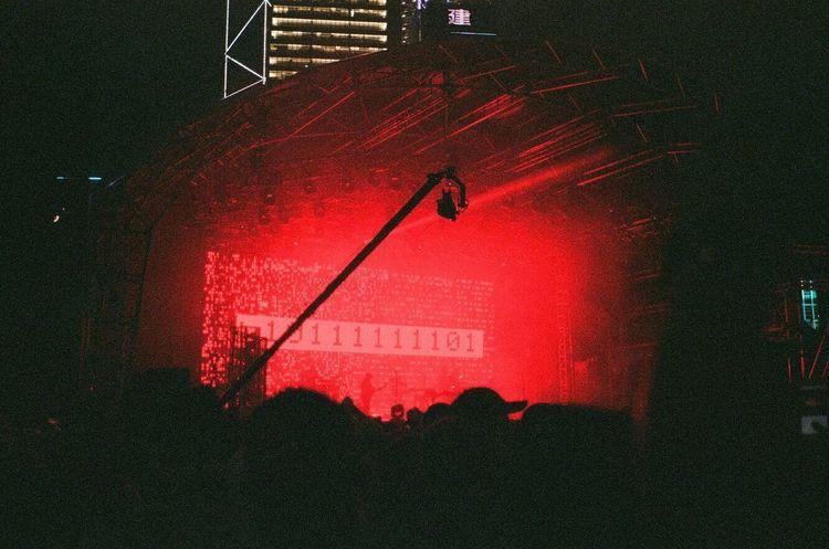 Massive Attack Concert Clockenflap