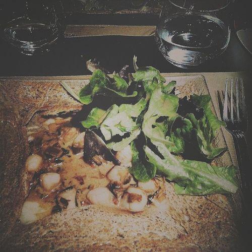 dinner pour deux à l'embarcadère CR êperie Galettes Stjacques Yumm esquirol parfait