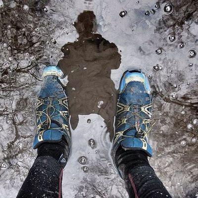 Sklblog Speedcross Sealskinz Laufen Run TrailRun  Trail
