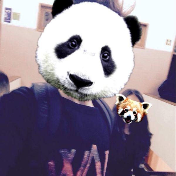😂😂😂👌 Pandas♥