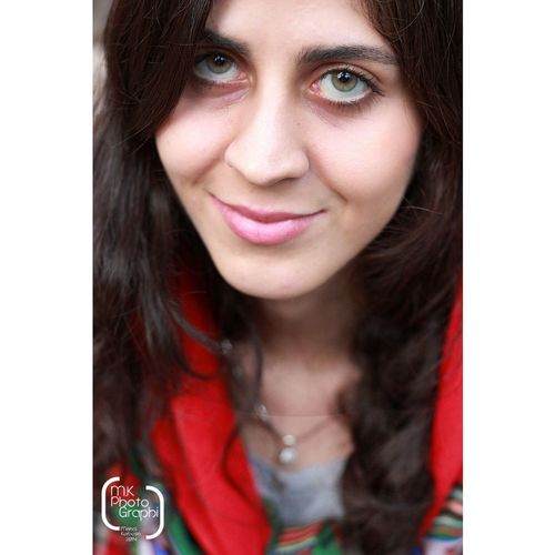 Portrait Eyes Face Hair Follow Me On Instagram: @mk_photographi Portrait Of A Friend My Best Photo 2014 Color Portrait Model Tehran