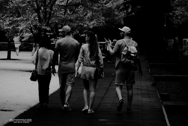 B&w Infrared Photography 同行 Infrared Photo IR Infrared Infared Black And White 旅途中