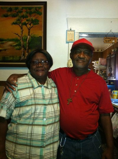 My Uncle Southside Craig An His Fav Lady On Christmas