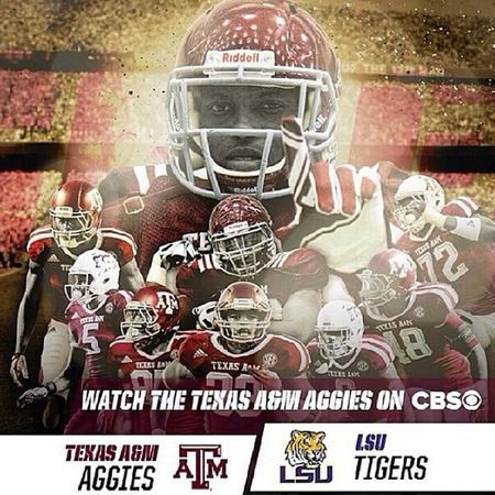 I see my bro @deezy_boi finna turn up tomorrow at Death Valley! Cnt wait 4 tha game.. its levels 2 dis shit!! 48 Aggies 12thman