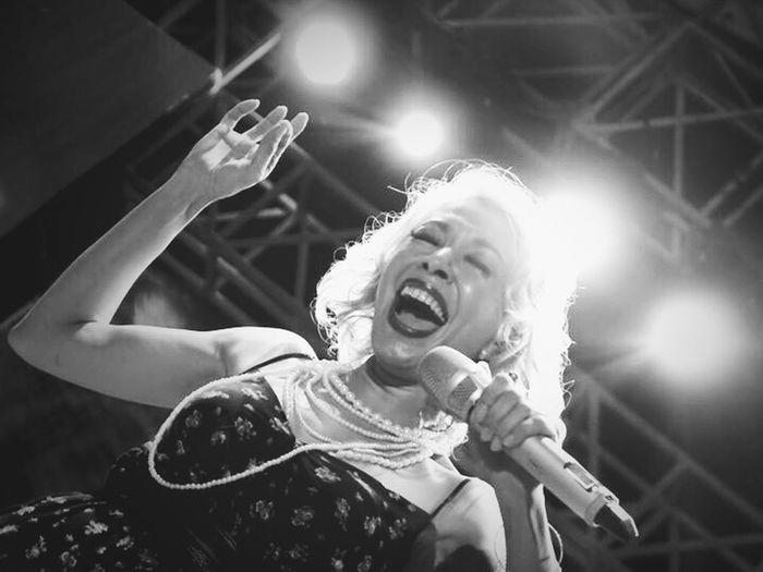 My fav Singer  , Great Performance at 37th JGTC Blackandwhite