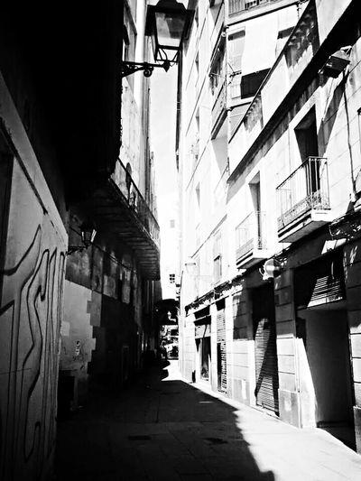 Cemetary Of Forgotten Books Carlos Ruiz Zafón Black And White El Raval