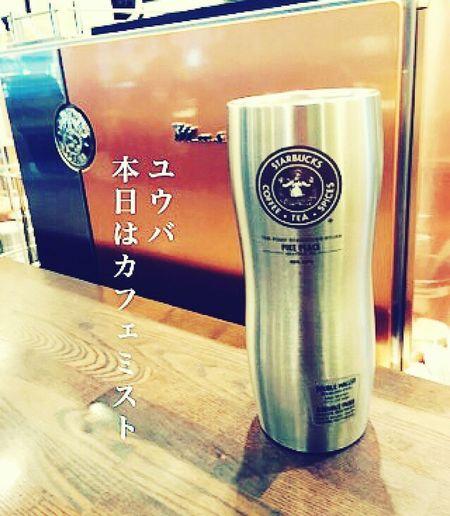Starbucks ❤ Starbucks Coffee Relaxing Pikeplacetumbler Enjoying Life Osaka,Japan