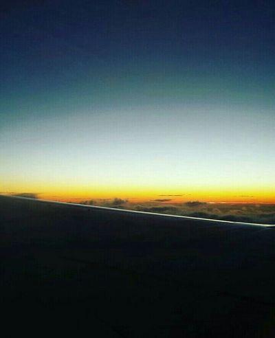 Gmorning🌞 No Filter AirPlane ✈ Love ♥ Ireland🍀 Enjoying Life