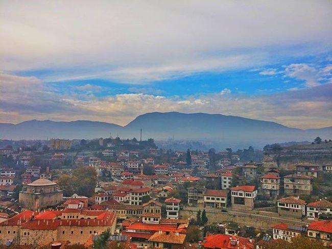 An itibari ile seyir tepesi Safranbolu Safranboluevleri Seyirtepe