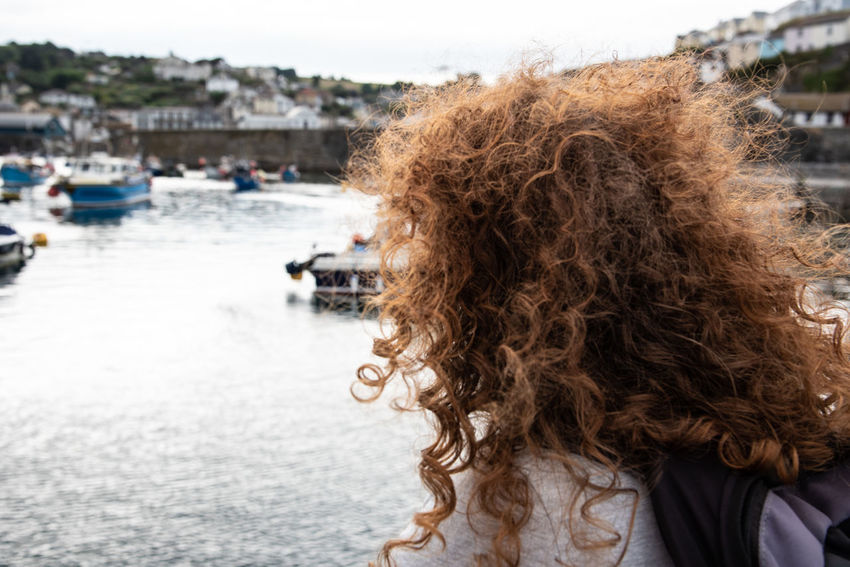 Another Cornish little town, is Mevagissey more non-nonsense than most of the tourist hot spots. Nice spot anyway. Harbour Adult Curly Hair Day Focus On Foreground Frizzy Hair Hairstyle Headshot Human Hair Lifestyles Long Hair Nautical Vessel One Person Outdoors Portrait Real People Red Hair Small Town Water Women