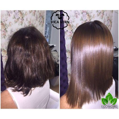 Нанопластика волос кератиновоевыпрямление НАНОПЛАСТИКА First Eyeem Photo
