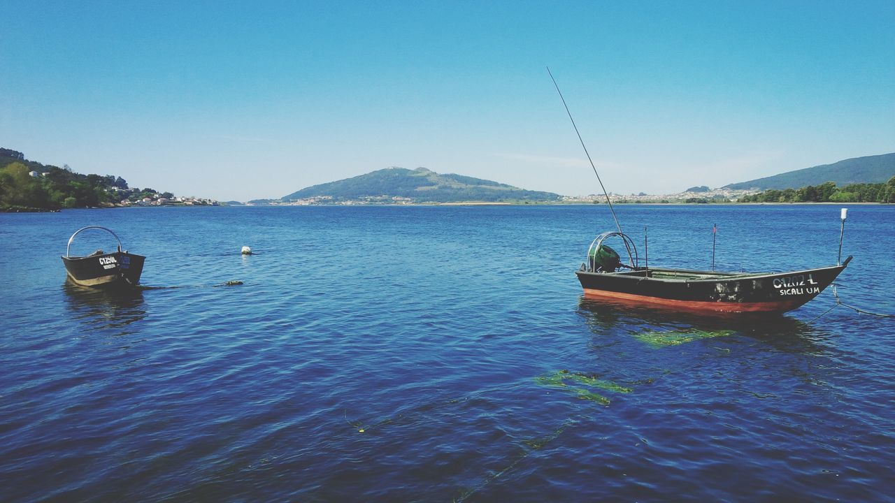 Hanging Out Taking Photos Enjoying Life Tradicional Fishing Sunny Day Spring Sea Fishing Boat EyeEm Portugal Ships